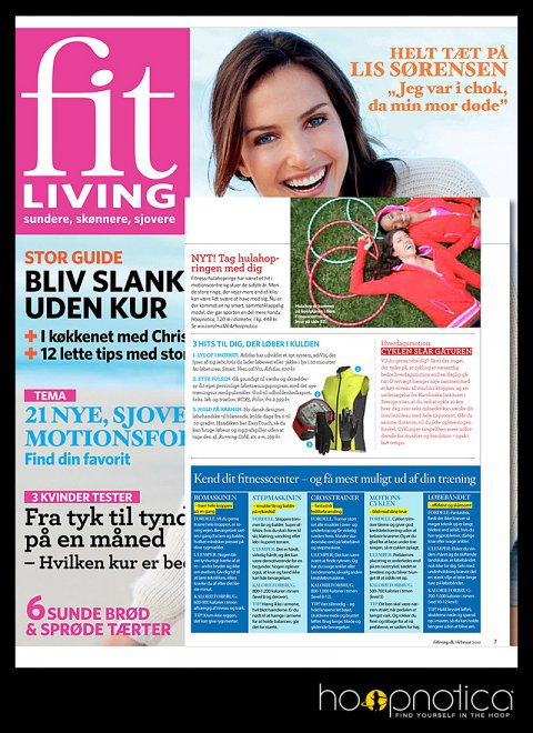 Fit Living Magazine